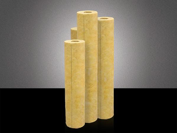 巖棉制品-保溫管殼