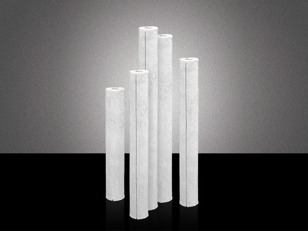 硅酸鋁制品-保溫管殼