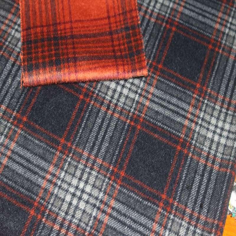 Brushed fabric W36-668090-1#