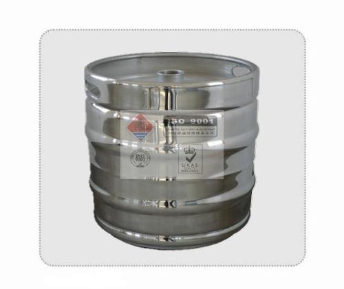 欧标啤酒桶50升