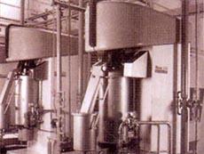清理系统采用瑞士布勒公司的平筛、除铁、去石设备