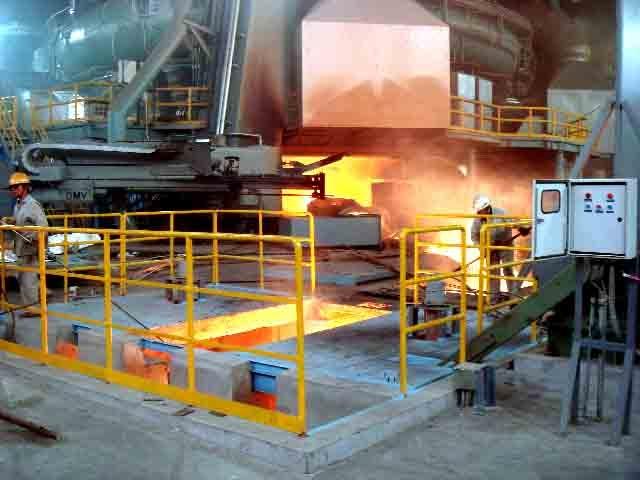 高炉铁水液面管理系统