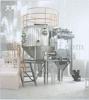 离心造粒喷雾干燥机