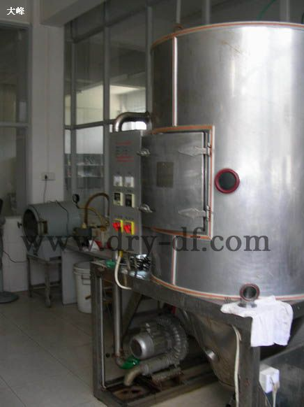 Experimental multi-function spray dryer