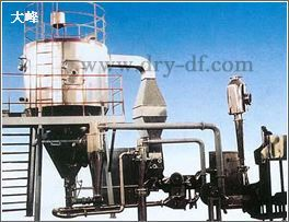 Chinese medicine extract spray dryer