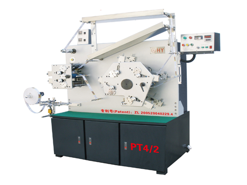 PT4/2 Flexo Printing Machine