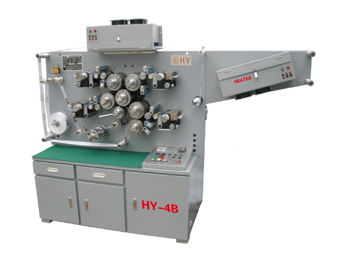 HY4B Rotary Label Printing Machine