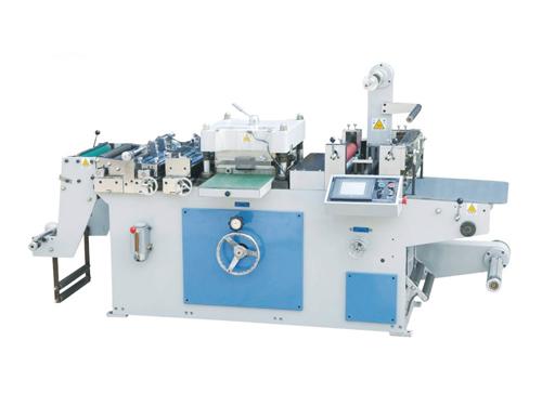 HYD320A型自动不干胶商标模切机