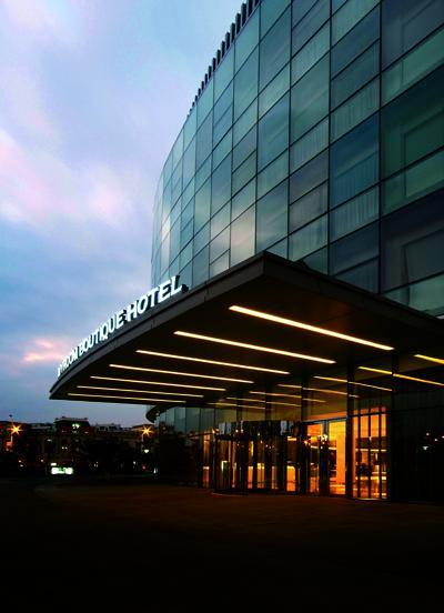 洪泽美纶精品酒店于12月12日即将试营业