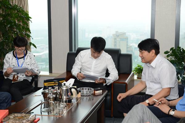 江苏鹿港科技股份有限公司-朗帕服饰生产线