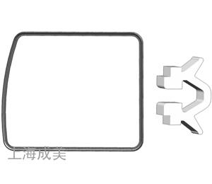 四边形胶圈12