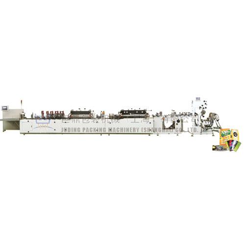 JDM600-Z系列全自动中封、四边封高速制袋机