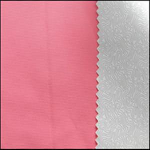 春亚纺提花+TPU白膜印花