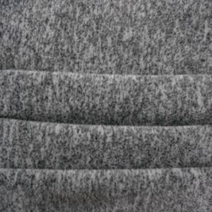 Yarn dye fleece
