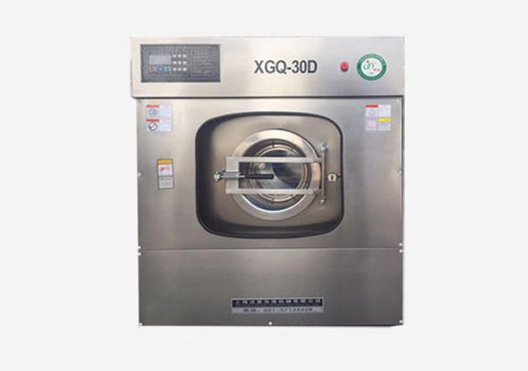自动洗脱烘机(30 公斤电加热)