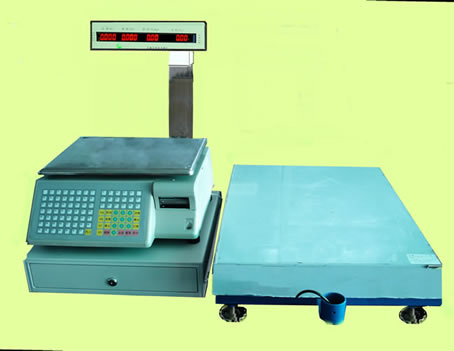 TM-Aa-1f,立杆条码台秤