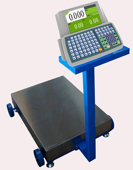 TCS-B系列条码电子台秤