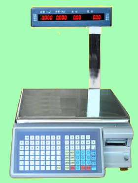 TM-Aa-3b. Barcode Printing Scale