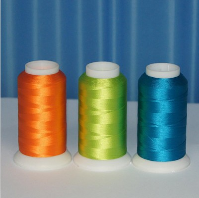 RAYON EMBROIDERY THREAD 40GRAMS
