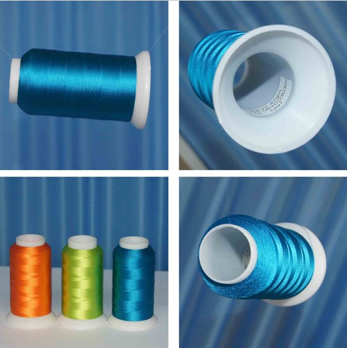 RAYON EMBROIDERY THREAD45GRAMS