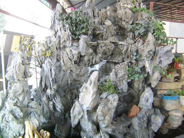 中国风 竹子假山素材