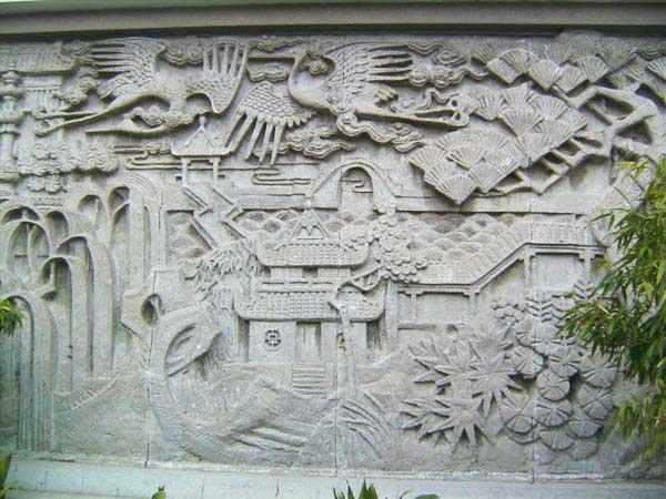 青石树池施工工艺