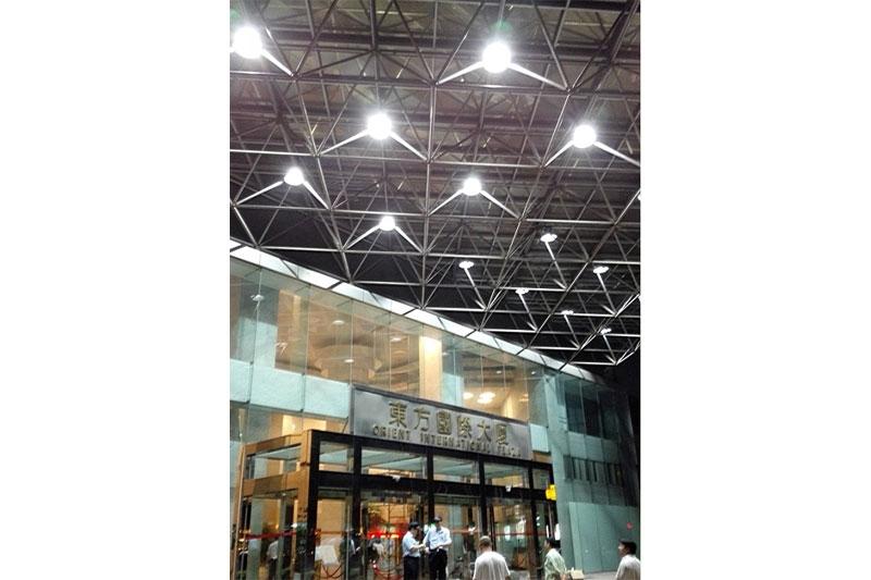 LED High Bay Light(Oriental International Blg)