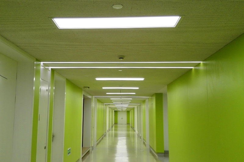 LED Panel light(Shanghai First Maternity and Infant Hospital)
