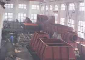 上鋼一廠除塵設備