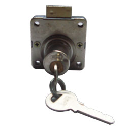 2000-5A型弹子型方底抽屉锁