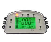 电动车液晶仪表 YB08G