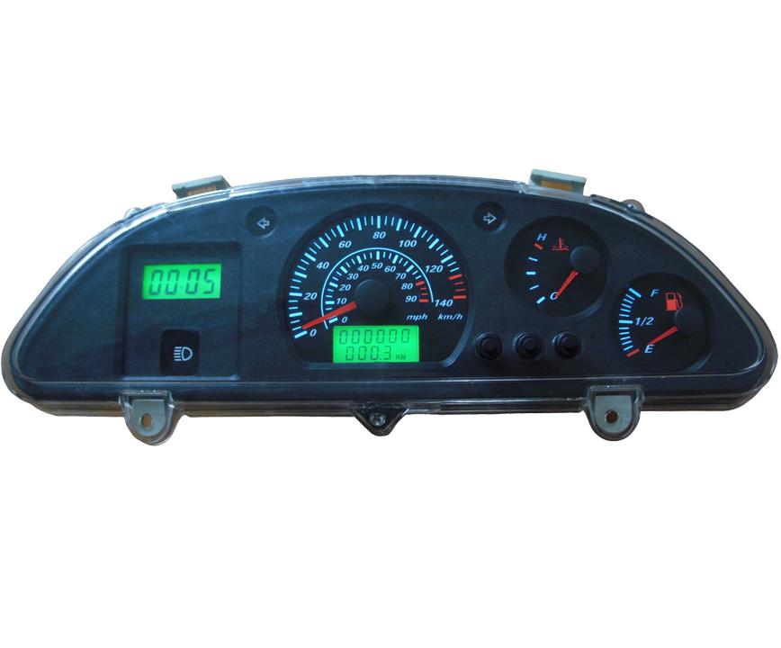 液晶指针数字组合仪表250T-B
