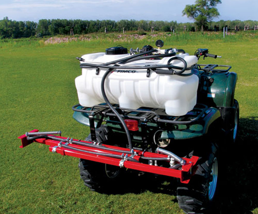 ATV车载电动喷雾器 ES01