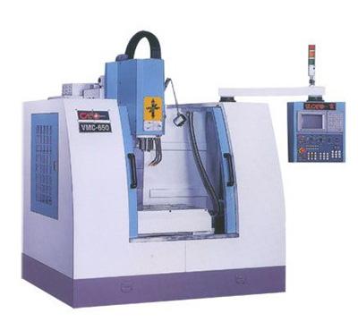 俊育加工中心 VMC-650