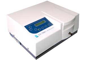 UV-7504 紫外可见分光光度计系列
