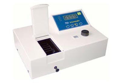 721 visible spectrophotometer series