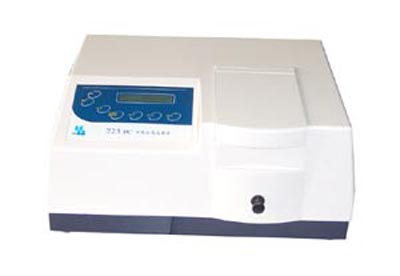 723 visible spectrophotometer series