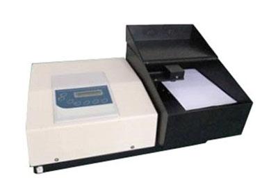 大平片光谱测试仪(手机屏IR 孔测量等)