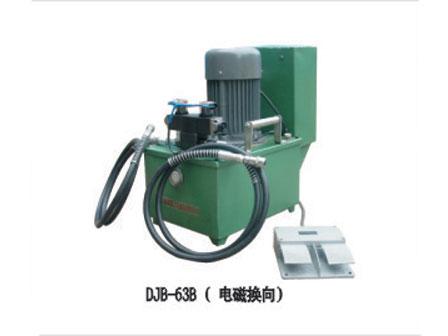 DJB-63B(电磁 换向)超高压电动油泵