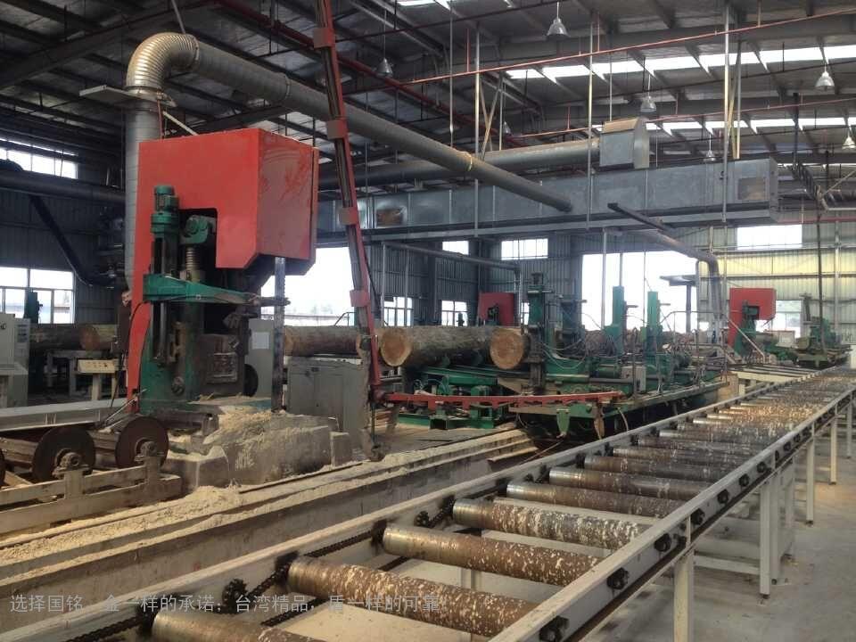 原木自动化生产线