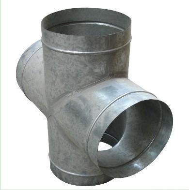 专业生产:暖通设备,共板法兰风管,空调风管,螺旋风管,风量调节阀;空图片
