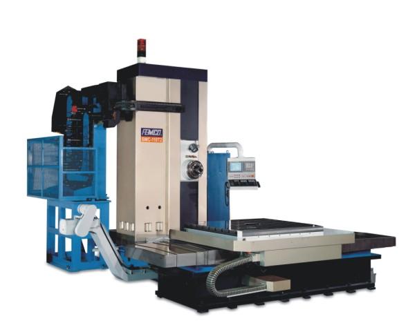 BMC T2 Series FEMCO臥式鏜銑床