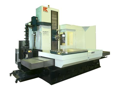 KBT-11Z KURAKI臥式鏜銑加工中心