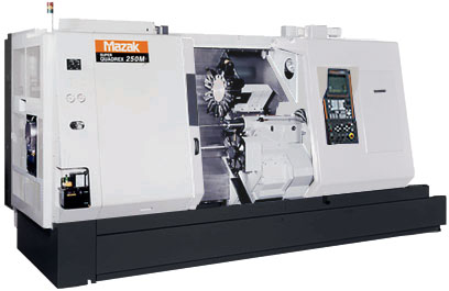 SUPER QUADREX series MAZAK CNC车床