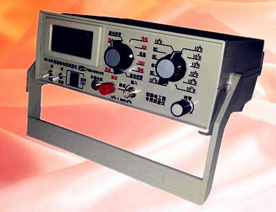 ZC-90D高绝缘电阻测量仪(请点击)