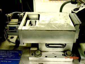 塑料焊接機展示