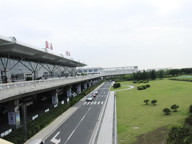 无锡苏南硕放机场-2