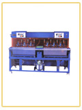 JPT08.6 Six spindles polishing machine