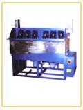 JP08.6A Six spindles polishing machine