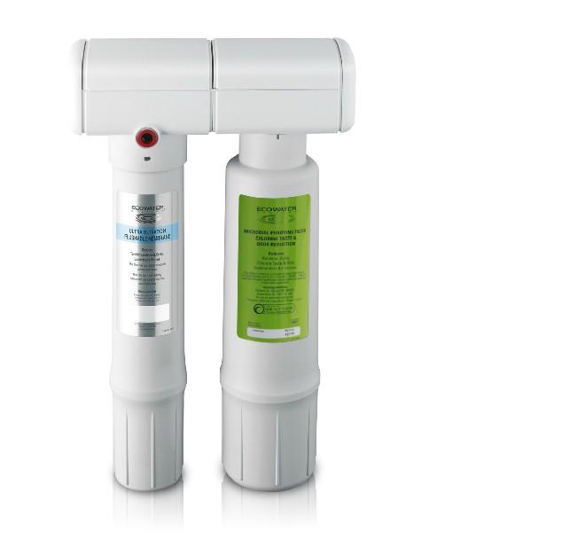 美国怡口800F1DC Plus 家用厨房直饮超滤净水器